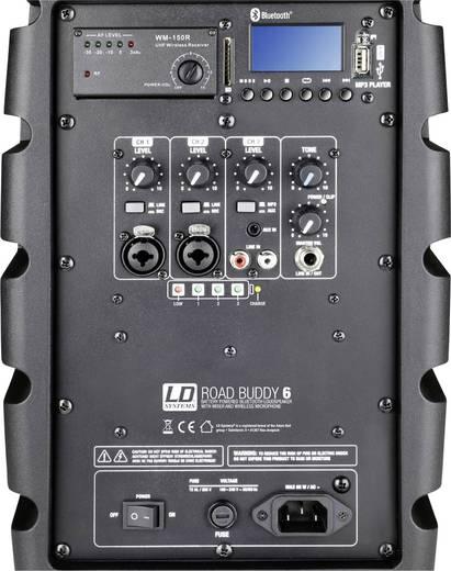 LD Systems Roadbuddy 6 HS Mobiler PA Lautsprecher 15 cm 6 Zoll 1 St.