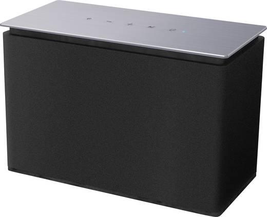 Multiroom Lautsprecher Dyon Area M Bluetooth®, AUX, WLAN, Internetradio Schwarz