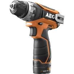 Aku vŕtací skrutkovač AEG Powertools BS12C2 4935448464, 12 V, 1.5 Ah, Li-Ion akumulátor