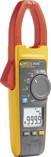Fluke 376 FC Hand-Multimeter, Stromzange digital Kalibriert nach: Werksstandard (ohne Zertifikat) CAT III 1000 V, CAT I