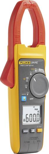 Fluke 374 FC Hand-Multimeter, Stromzange digital Kalibriert nach: Werksstandard (ohne Zertifikat) CAT III 1000 V, CAT I