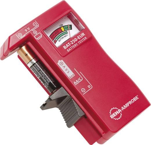 Beha Amprobe Batterietester BAT-250-EUR Messbereich (Batterietester) 1,5 V, 9 V Batterie 4620297