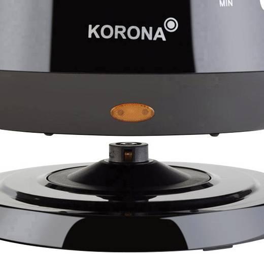 Korona 20113 Wasserkocher schnurlos Schwarz/Rot