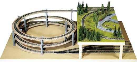 H0 Gleiswendel Aufbaukreis NOCH 0053107 (B x H) 145 mm x 87 mm 481.2 mm, 542.8 mm
