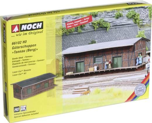 "NOCH 0066102 H0 Güterschuppen ""Tannau"""