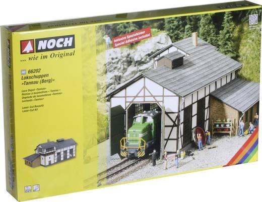 "NOCH 0066202 H0 Lokschuppen ""Tannau"""