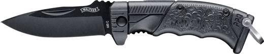 Walther Micro PPQ 5.0769 Outdoormesser mit Schlüsselring Schwarz