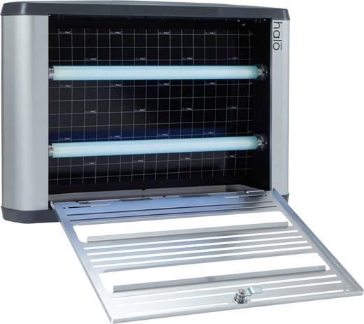 Insect-O-Cutor Halo 30 HL30 UV-Klebefalle 30 W (B x H x T) 588 x 404 x 118 mm Silber 1 St.