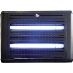 UV lapač hmyzu s lepicí fólií Insect-O-Cutor Halo 30 HL30-BLACK, 30 W, černá