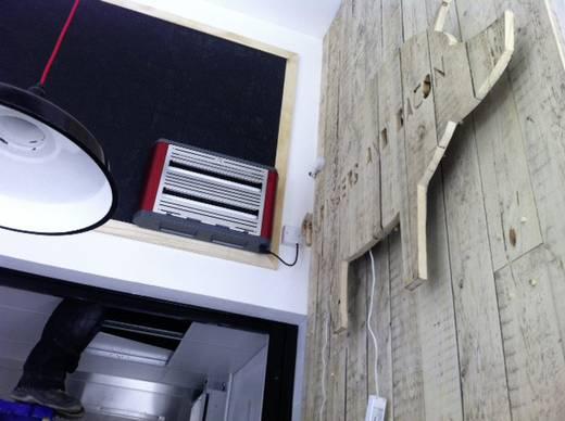 UV-Klebefalle 30 W Insect-O-Cutor Halo 30 HL30-SHADES-R (B x H x T) 588 x 404 x 118 mm Rot 1 St.