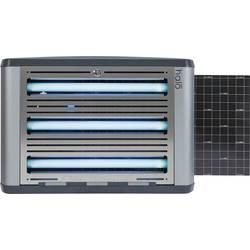 UV lapač hmyzu s lepicí fólií Insect-O-Cutor Halo 45 HL45, 45 W, stříbrná