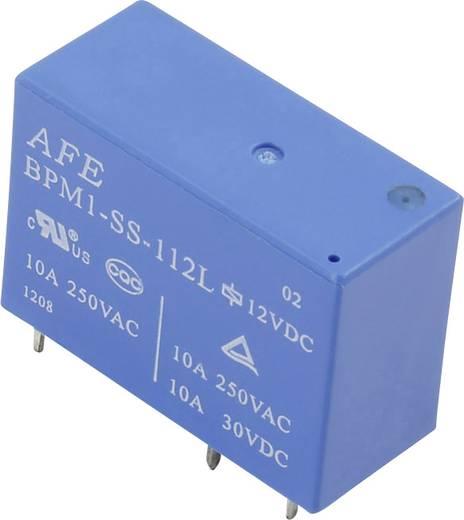AFE BPM1-SS-112L Printrelais 12 V/DC 10 A 1 Wechsler 1 St.