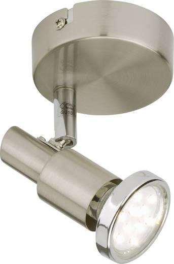 Deckenstrahler LED GU10 3 W Briloner Cool 2991-012B Nickel (matt)