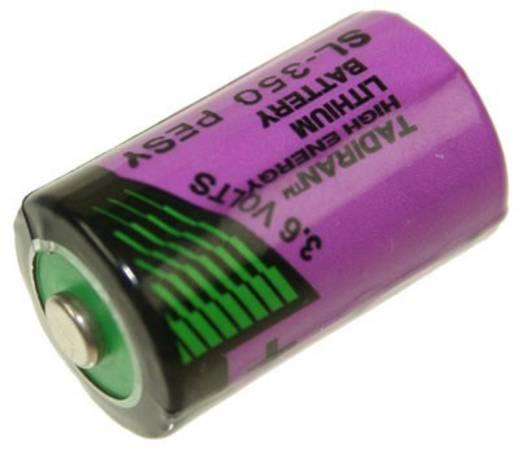 Tadiran Batteries SL 350 S Spezial-Batterie 1/2 AA Lithium 3.6 V 1200 mAh 1 St.