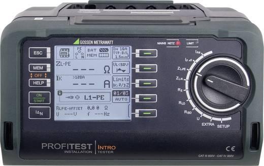 Gossen Metrawatt Meisterpaket PROFITEST INTRO Installationstester-Set