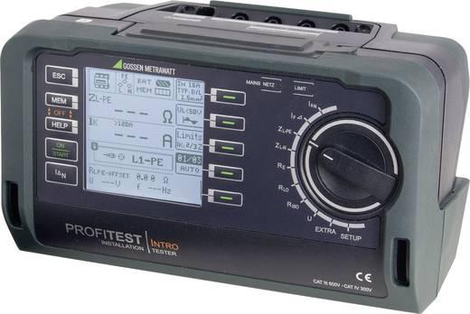 Gossen Metrawatt Meisterpaket PROFITEST INTRO Installationstester, M503B