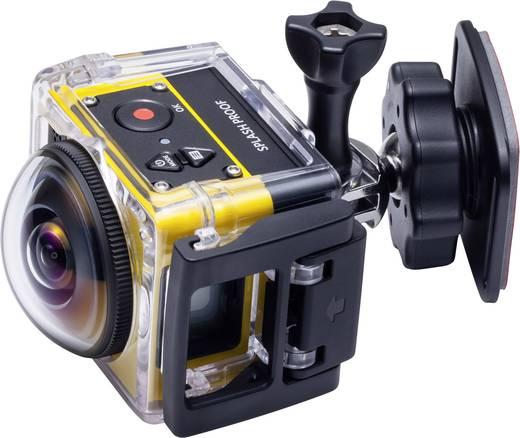 Kodak PIXPRO Pixpro SP360 Explorer Pixpro SP360 Explorer Action Cam Full-HD, 360°, Frostbeständig, Stoßfest, Staubgeschü