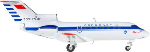 Luftfahrzeug 1:200 Herpa Aeroflot Yakovlev Yak-40 557290