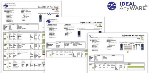 IDEAL Networks SignalTEK NT Netzwerk Transmission-Tester, Kabellängen-Messgerät,