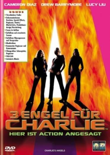 DVD 3 Engel für Charlie FSK: 12