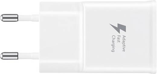 Samsung EP-TA20EWE Handy Ladegerät Bulk/OEM, mit Schnellladefunktion Micro USB Passend für:Universal