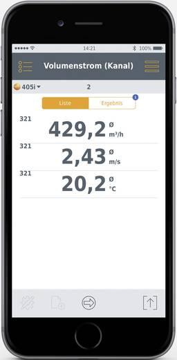 Anemometer testo 405i Smart Probes 30 bis 0 m/s