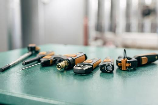testo 605i Smart Probes Luftfeuchtemessgerät (Hygrometer) Kalibriert nach: Werksstandard (ohne Zertifikat)