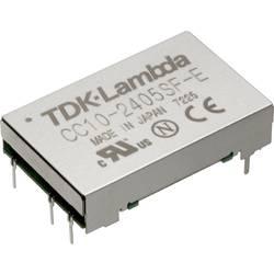 DC / DC menič napätia, DPS TDK-Lambda CC-10-1212DF-E