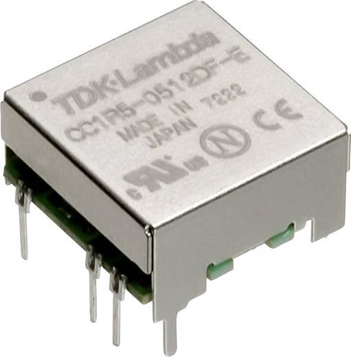 TDK-Lambda CC-1R5-1205SF-E DC/DC-Wandler, Print 12 V/DC 5 V/DC 0.3 A 1.5 W Anzahl Ausgänge: 1 x