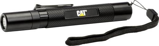 Taschenlampe batteriebetrieben LED 14.6 cm CAT CT12351P Schwarz