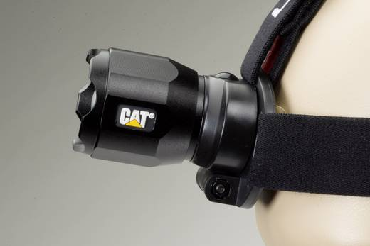 CAT Focusing Headlamp LED Stirnlampe batteriebetrieben 220 lm 7 h CT4200
