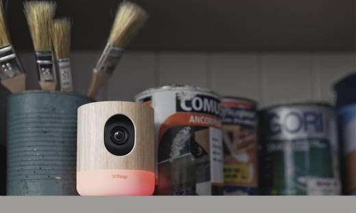 LAN, WLAN IP Kamera 1920 x 1080 Pixel Withings WBP02