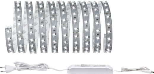 Paulmann MaxLED 500 70580 LED-Streifen-Basisset mit Stecker 24 V 300 cm Tageslicht-Weiß