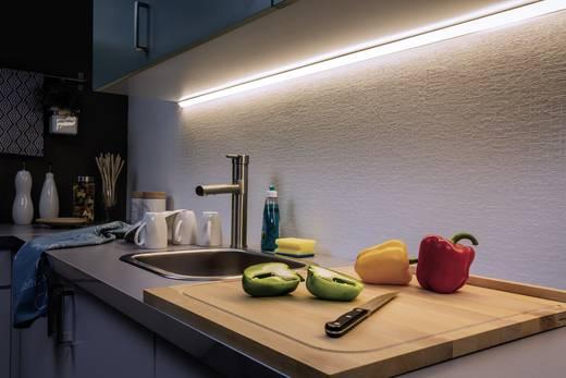 Paulmann LED-Streifen-Basisset mit Stecker 24 V 150 cm Tageslicht-Weiß MaxLED 500 70578