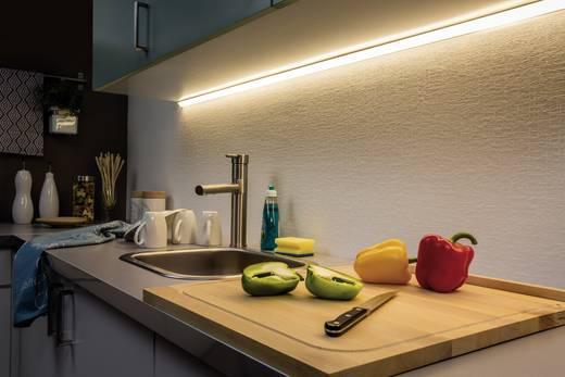Paulmann LED-Streifen-Basisset mit Stecker 24 V 300 cm Warm-Weiß MaxLED 500 70579