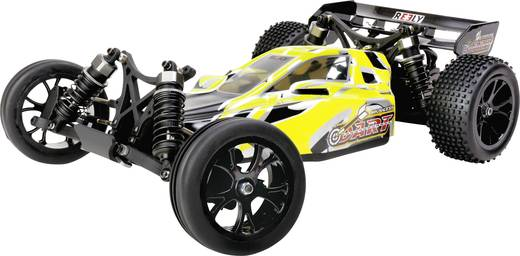 Reely Dart Brushless 1:10 RC Modellauto Elektro Buggy Heckantrieb 100% RtR 2,4 GHz