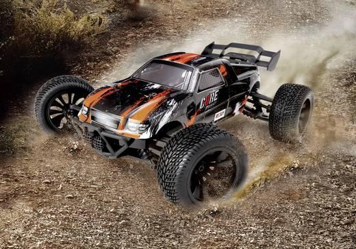 Reely Core Brushed 1:10 XS RC Modellauto Elektro Truggy Allradantrieb RtR 2,4 GHz