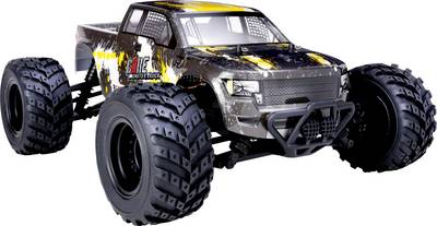 Automodello Reely Core Brushed 1:10 XS Monstertruck Elettrica 4WD RtR 2,4 GHz
