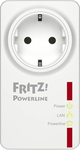 AVM FRITZ!Powerline 530E Powerline Einzel Adapter 500 MBit/s