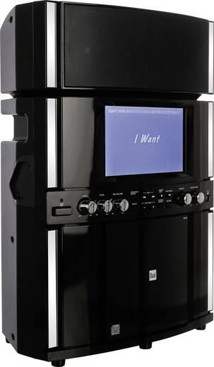 Dual DK 200 Karaoke-Anlage Aufnahmefunktion, Inkl. Mikrofon