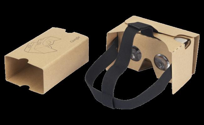 Headmount Google 3D VR