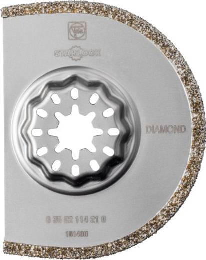 Diamant Segmentsägeblatt 75 mm Fein 63502114230 5 St.