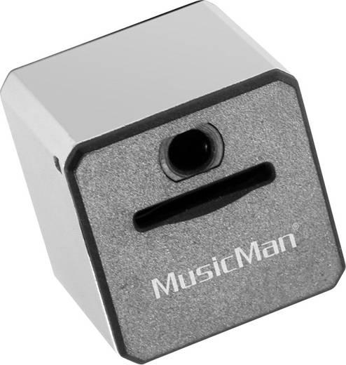MP3-Player Technaxx MusicMan mini TX-52 silber Silber