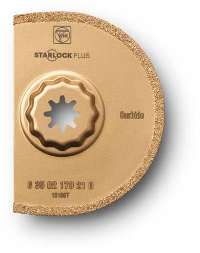Hartmetall Segmentsägeblatt 1.2 mm 90 mm Fein 63502170230 5 St.