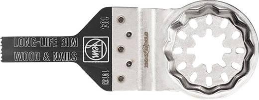 Bimetall Tauchsägeblatt 10 mm Fein E-Cut Long-Life 63502184210 1 St.