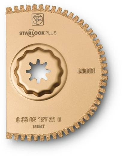 Hartmetall Segmentsägeblatt 1.2 mm 90 mm Fein 63502187210 1 St.