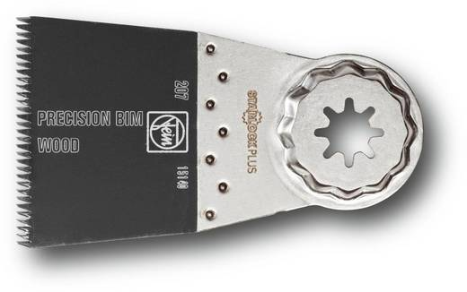 Bimetall Tauchsägeblatt 55 mm Fein E-Cut Precision 63502207230 5 St.