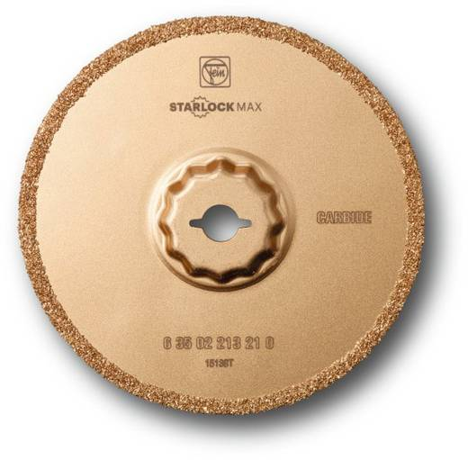 Hartmetall Kreissägeblatt 2.2 mm 105 mm Fein 63502213210 1 St.