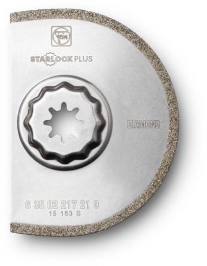 Diamant Segmentsägeblatt 1.2 mm 90 mm Fein 63502217230 5 St.