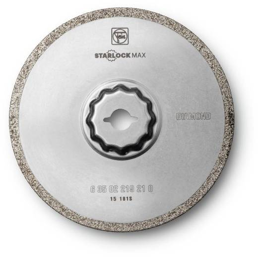 Diamant Kreissägeblatt 1.2 mm 105 mm Fein 63502219210 1 St.